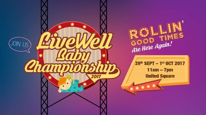 LiveWell Baby poster - 29 Sep