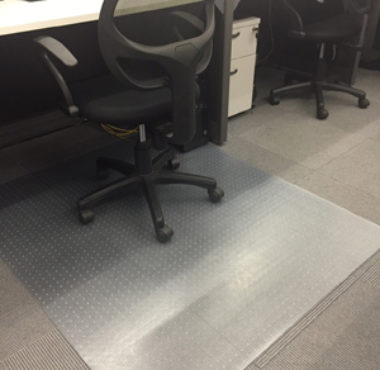 Vitac vinyl chair mat solar film. Previous & VITAC Vinyl Chair Mat | Jestac