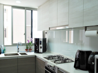 3M Filtered Water Dispenser in the kitchen