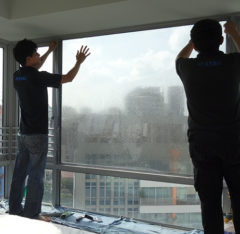 Solar Control Window Film Solutions In